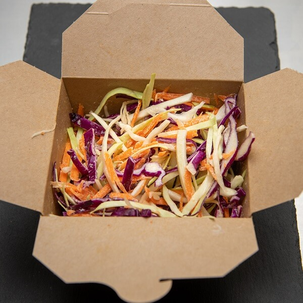 box of buttermilk slaw